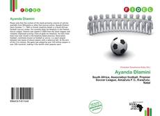 Bookcover of Ayanda Dlamini