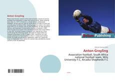 Borítókép a  Anton Greyling - hoz
