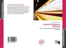 Buchcover von Lübeck–Hamburg Railway