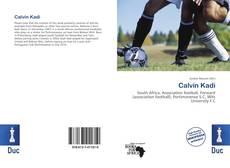 Portada del libro de Calvin Kadi