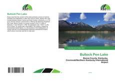 Capa do livro de Bullock Pen Lake