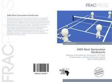 Capa do livro de 2005 Next Generation Hardcourts