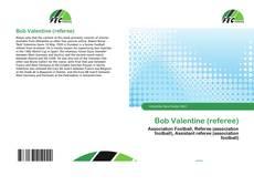 Capa do livro de Bob Valentine (referee)