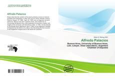 Portada del libro de Alfredo Palacios