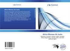 Couverture de Alicia Moreau de Justo