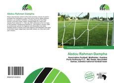 Bookcover of Abdou Rahman Dampha