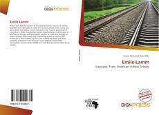 Buchcover von Emile Lamm