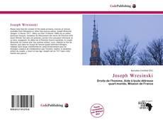 Bookcover of Joseph Wresinski
