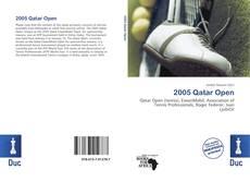Bookcover of 2005 Qatar Open