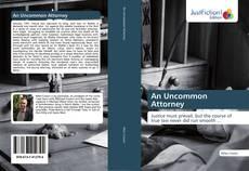 Обложка An Uncommon Attorney