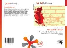 Capa do livro de Claus Bo Larsen