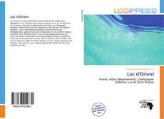 Обложка Lac d'Orient