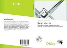 Capa do livro de Byron Moreno