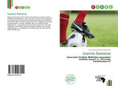 Bookcover of Ioannis Samaras