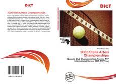 Bookcover of 2005 Stella Artois Championships