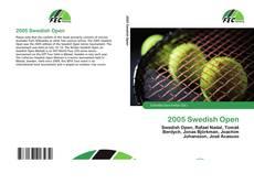 Buchcover von 2005 Swedish Open