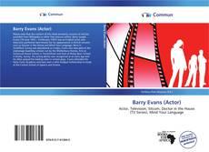Capa do livro de Barry Evans (Actor)