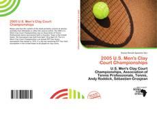 2005 U.S. Men's Clay Court Championships kitap kapağı