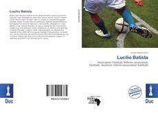 Capa do livro de Lucílio Batista