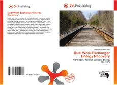Bookcover of Dual Work Exchanger Energy Recovery