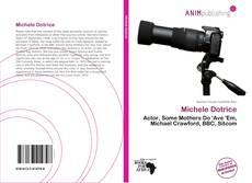 Capa do livro de Michele Dotrice