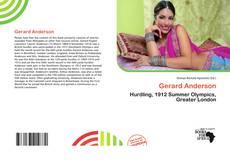 Gerard Anderson kitap kapağı