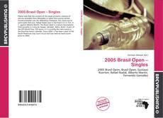 2005 Brasil Open – Singles kitap kapağı