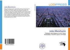 Bookcover of Jules Monchanin
