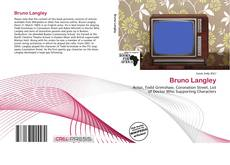 Bookcover of Bruno Langley