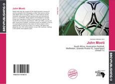 Обложка John Moeti