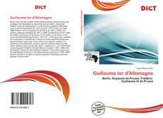 Guillaume Ier d'Allemagne的封面