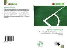 Capa do livro de Damien Hancock