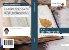 Bookcover of Poesias contemporâneas