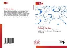 Couverture de Anibal Gordon