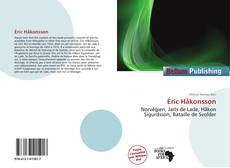 Buchcover von Éric Håkonsson