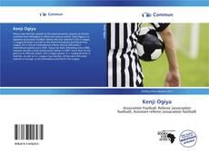 Capa do livro de Kenji Ogiya