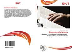 Bookcover of Emmanuel d'Alzon
