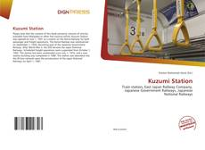 Kuzumi Station kitap kapağı