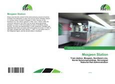 Buchcover von Mosjøen Station