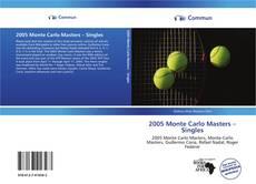 Couverture de 2005 Monte Carlo Masters – Singles