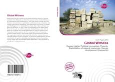 Buchcover von Global Witness
