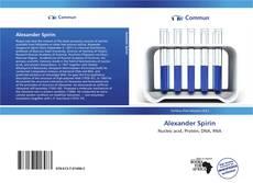 Bookcover of Alexander Spirin