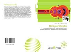 Capa do livro de Benito Archundia
