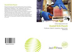 Capa do livro de Gustaf Erik Pasch