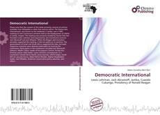 Copertina di Democratic International