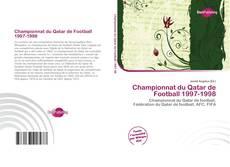 Bookcover of Championnat du Qatar de Football 1997-1998