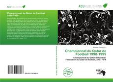 Bookcover of Championnat du Qatar de Football 1998-1999