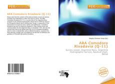Portada del libro de ARA Comodoro Rivadavia (Q-11)