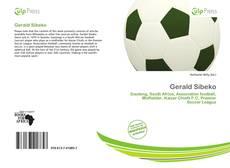 Bookcover of Gerald Sibeko