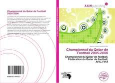 Bookcover of Championnat du Qatar de Football 2005-2006